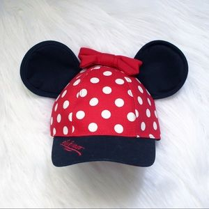 Cute Authentic Minnie Ears Snapback ❤️